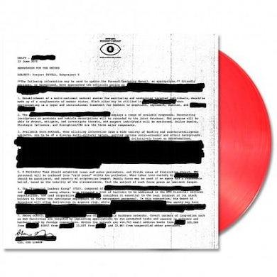 Desaparecidos Payola Deluxe LP (Opaque Red) (Vinyl)