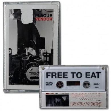 Plague Vendor Free To Eat Cassette Tape