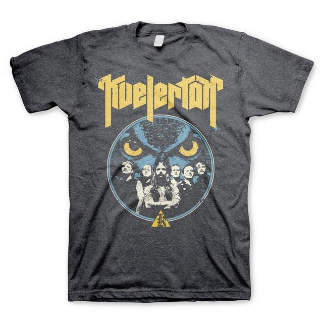 Kvelertak Vintage T-shirt (Vintage Black)