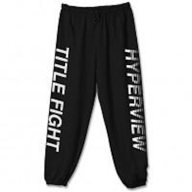 Title Fight Hyperview Track pants