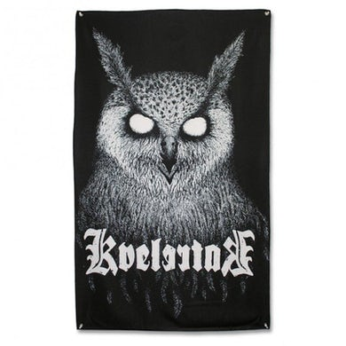 Kvelertak Bartlett Owl Flag