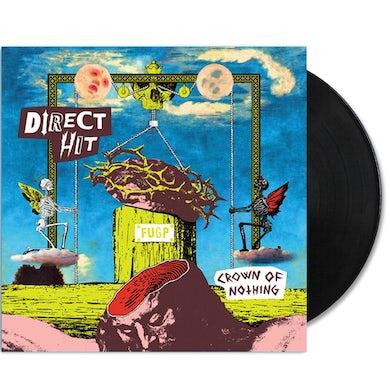 Direct Hit!  Crown of Nothing LP (Black) (Vinyl)