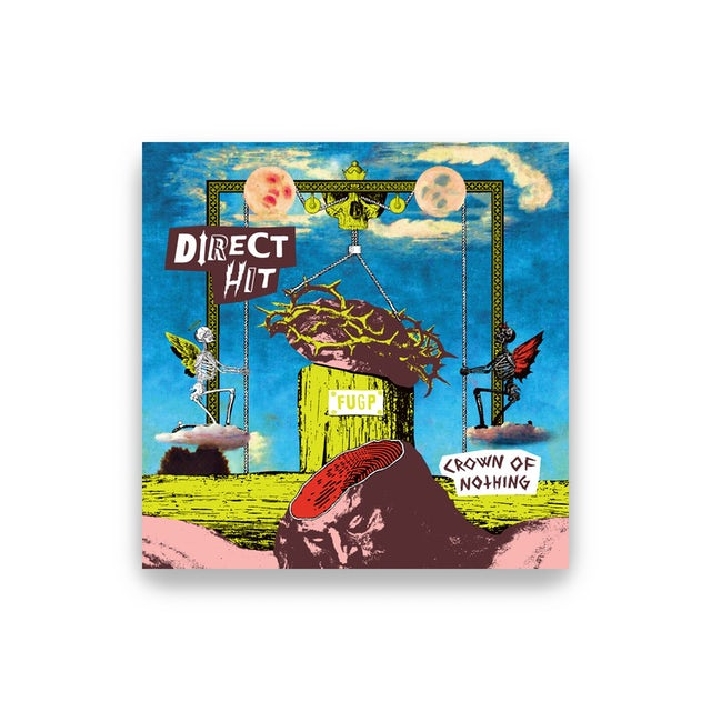 Direct Hit! Crown of Nothing CD