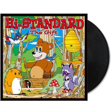 Hi-STANDARD The Gift LP (Black) (Vinyl)