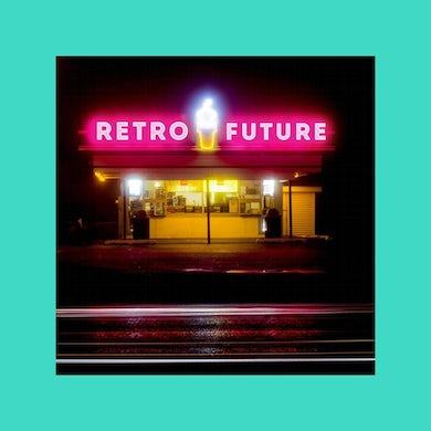Forever Came Calling Retro Future CD