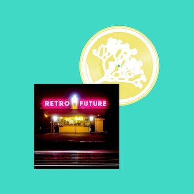 Forever Came Calling Retro Future Vinyl (Yellow Cake Cone)
