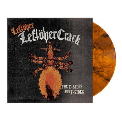 Leftover Leftover Crack: The E-Sides and F-Sides 2LP (Orange w/ Smoke) (Vinyl)