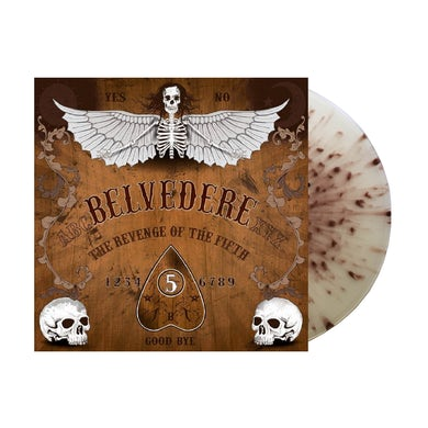 The Revenge of the Fifth LP (Clear w/ Brown Splatter) (Vinyl)