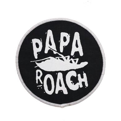 Papa Roach Classic Logo Patch
