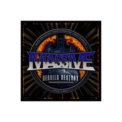 Massive Rebuild Destroy CD