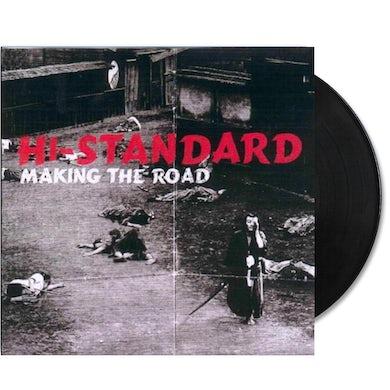 Hi-STANDARD Making The Road (Black)