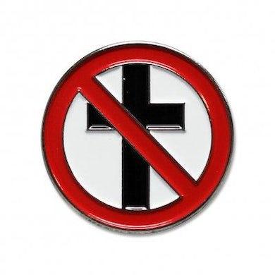 "Bad Religion Classic Crossbuster Enamel Pin (1.25"")"