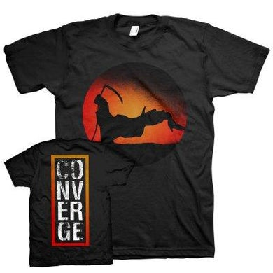 Converge The End (Reaper) Tee (Black)