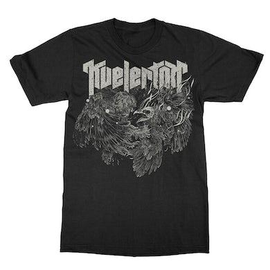 Kvelertak Owl Fight T-shirt