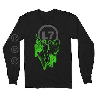 L7 Glow Longsleeve (Black)
