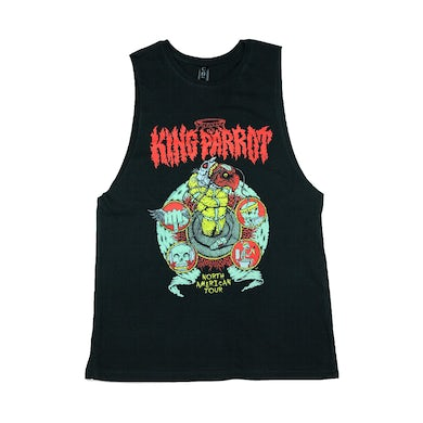 King Parrot North American Tour Tank (Mens)