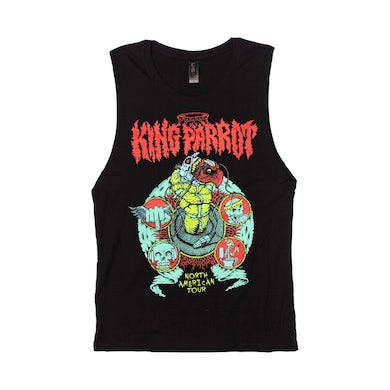King Parrot North American Tour Tank (Womens)
