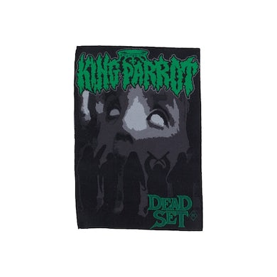 King Parrot Dead Set Patch