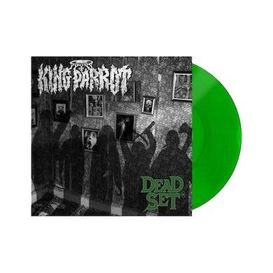 King Parrot Dead Set LP (Thrash Green) (Vinyl)