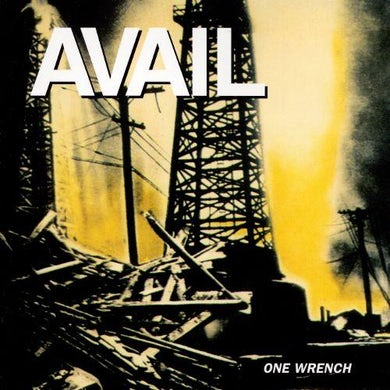 Avail One Wrench CD