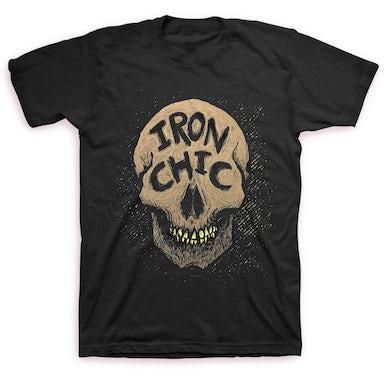 Iron Chic Skullbilly Tee (Black)