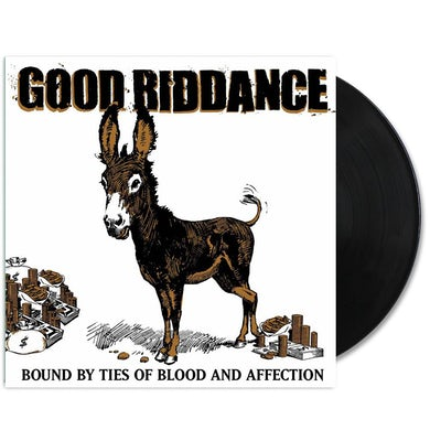 Good Riddance Bound By Ties of Blood and Affection LP (Black) (Vinyl)