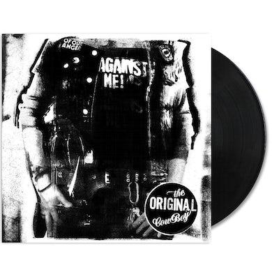Against Me! The Original Cowboy LP (Black) (Vinyl)