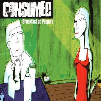 Consumed Breakfast At Pappas CD
