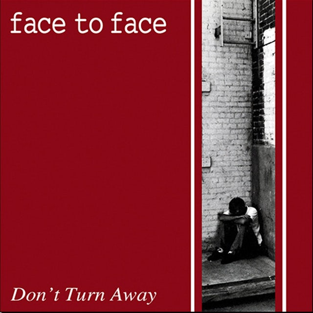 Face To Face Don't Turn Away CD