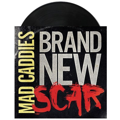 "Brand New Scar 7"" (Vinyl)"