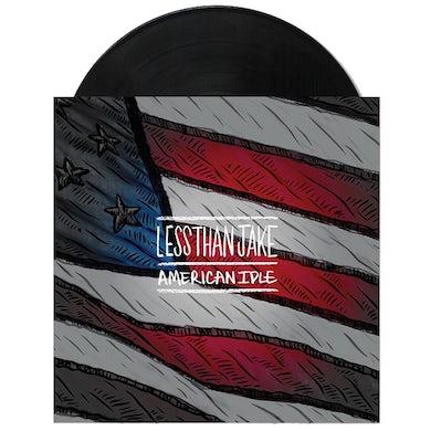 "Less Than Jake American Idle 7"" (Vinyl)"