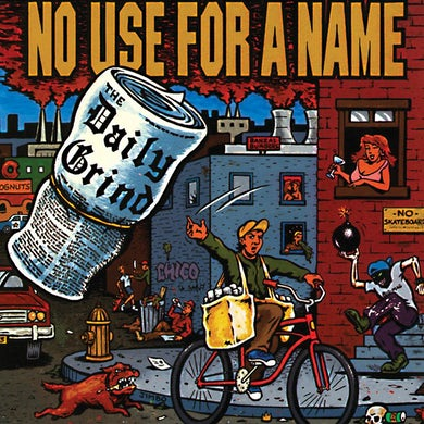 No Use For A Name Daily Grind CD