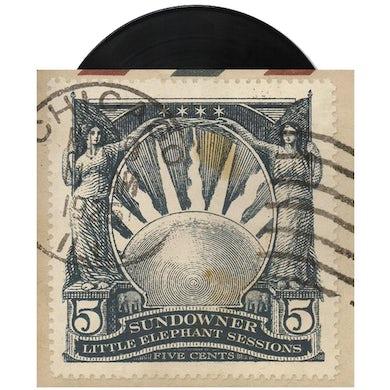 """Sundowner Little Elephant Sessions 7"""" (Black) (Vinyl)"""