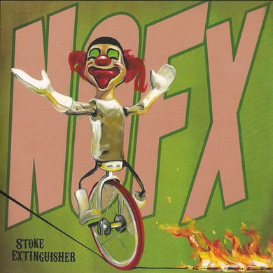 Nofx Stoke Extinguisher CD