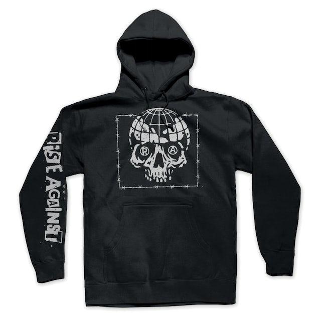 Rise Against Global Pullover Hoodie (Black)