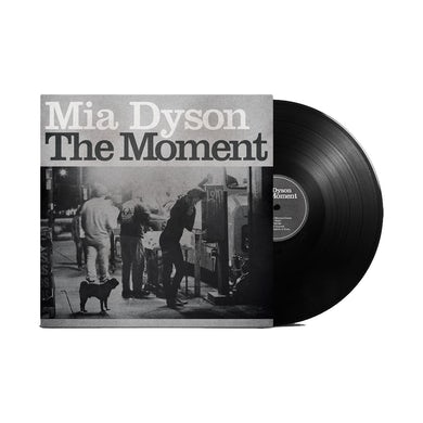 Mia Dyson The Moment LP (Black) (Vinyl)