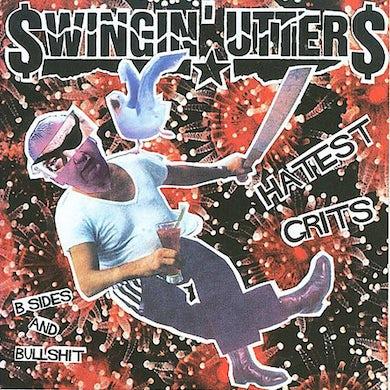 Swingin' Utters Hatest Grits: B-Sides & Bullshit CD