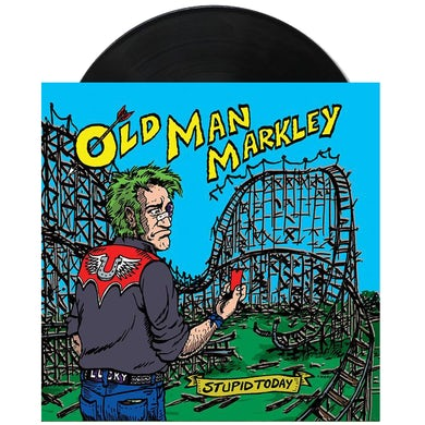 "Stupid Today 7"" (Black) (Vinyl)"
