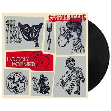 Swingin' Utters Poorly Formed LP (Vinyl)