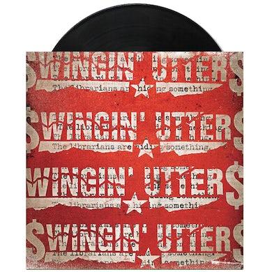 "Swingin' Utters The Librarians Are Hiding Something 7"" (Black) (Vinyl)"