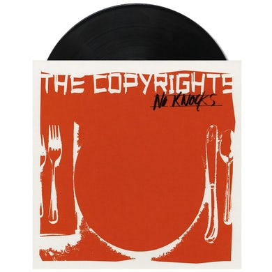 "The Copyrights No Knocks 7"" (Black) (Vinyl)"