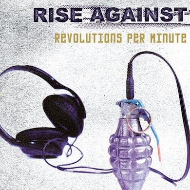Rise Against RPM10 CD