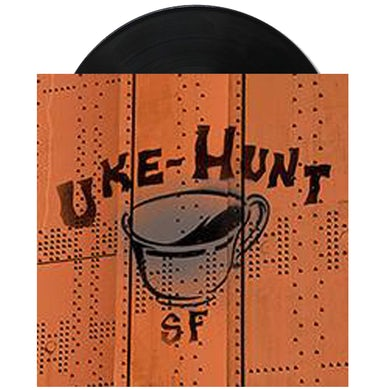 "Uke-Hunt The Prettiest Star 7"" (Black) (Vinyl)"