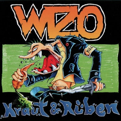 WIZO Kraut & Ruben CD
