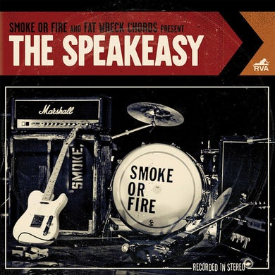 Smoke Or Fire The Speakeasy CD