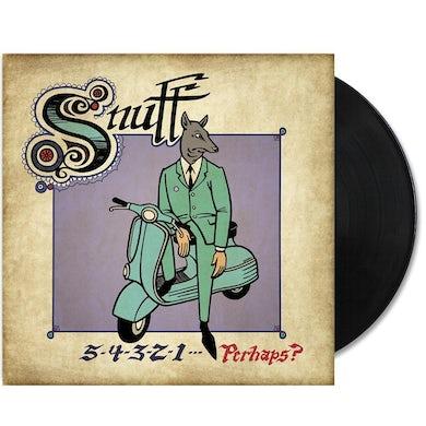 5-4-3-2-1... Perhaps? LP (Black) (Vinyl)