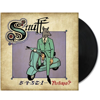 Snuff 5-4-3-2-1... Perhaps? LP (Black) (Vinyl)