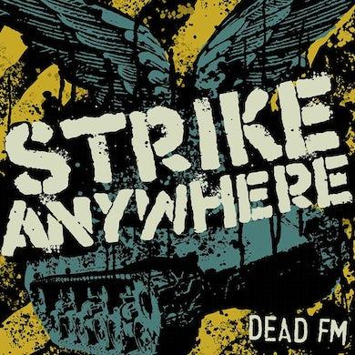 Strike Anywhere Dead FM CD