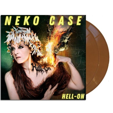Neko Case Hell-On 2LP (Brown) (Vinyl)