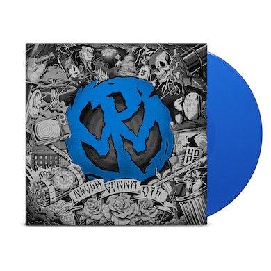 Pennywise Never Gonna Die LP (Royal Blue) (Vinyl)